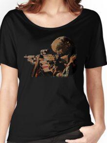 Machine Gunner Women's Relaxed Fit T-Shirt