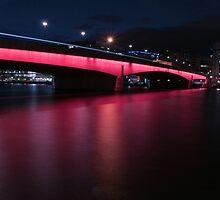 London Bridge by Anthony Hennessy