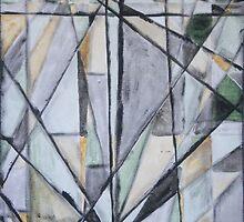 Broken mirror by mselmes