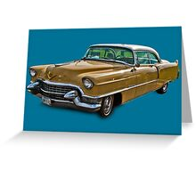 Johnny Be Good Greeting Card