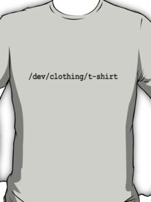 /dev/clothing/t-shirt T-Shirt