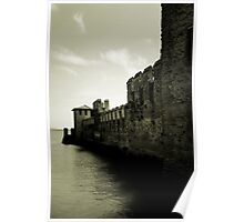 The Scaliger Castle, Sirmione, Italy Poster