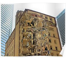 Urban Renewal, Demolition Poster