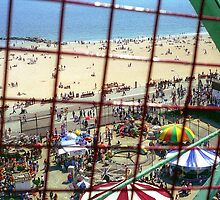 Coney Island by Alberto  DeJesus