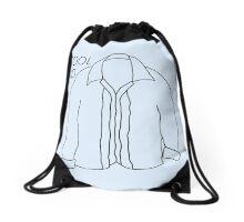 Cool kid jacket Drawstring Bag