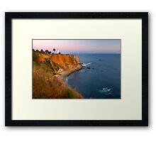 Point Vincent Lighthouse Framed Print