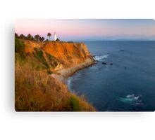 Point Vincent Lighthouse Canvas Print