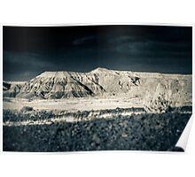 Arizona Desert Landscape Poster