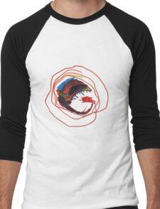 Pac Monster Men's Baseball ¾ T-Shirt