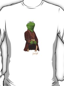 Firefrog (Firefly / The Muppets) - Mal / Kermit T-Shirt
