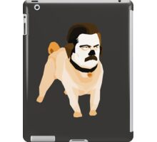 Barks and Rec. iPad Case/Skin