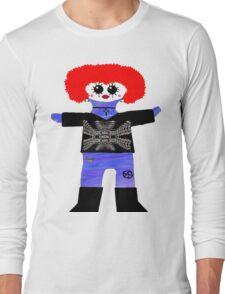 Little Punk Rock/ Goth Rag Doll Long Sleeve T-Shirt