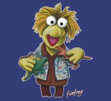 Firefrog (Firefly / The Muppets) - Wash / Wembley Fraggle by James Hance