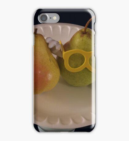 Pear Parody .07 iPhone Case/Skin