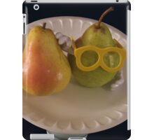 Pear Parody .07 iPad Case/Skin