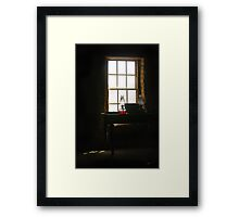 Feels Like Yesterday ~ Shakespeare, NM Framed Print