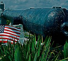 Old Glory/Vigilant Cannon by Turtle6