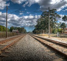 Guildford Tracks by HG. QualityPhotography