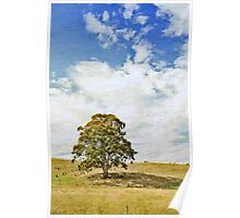 Once upon a Hillside Poster