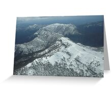 howitt from the air Greeting Card