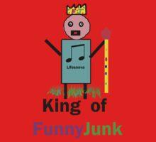 King of Funnyjunk by Lifesnova