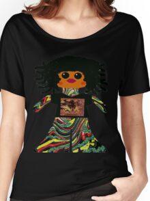 Little Reggae Rag Doll Women's Relaxed Fit T-Shirt