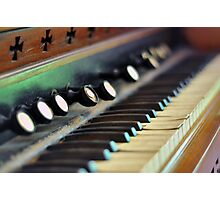 Keys of Ivory - Original Photographic Print