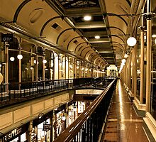 Adelaide Arcade upstairs by Ali Brown