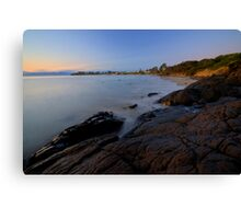 Towards Swansea HDR - Tasmania, Australia Canvas Print