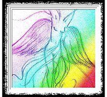 Ngatara ... Angel of Friendship and Creativity  by Kerri  Arthur