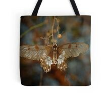 Delicate Butterfly Tote Bag