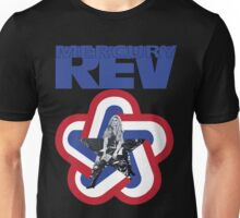 MERCURY REV 1992 TOUR SHIRT Unisex T-Shirt