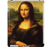Mona Lisa iPad Case/Skin