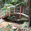 Just a little bridge by Matthew Walmsley-Sims