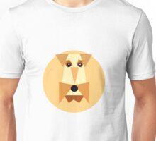 Airedale terrier dog spot Unisex T-Shirt