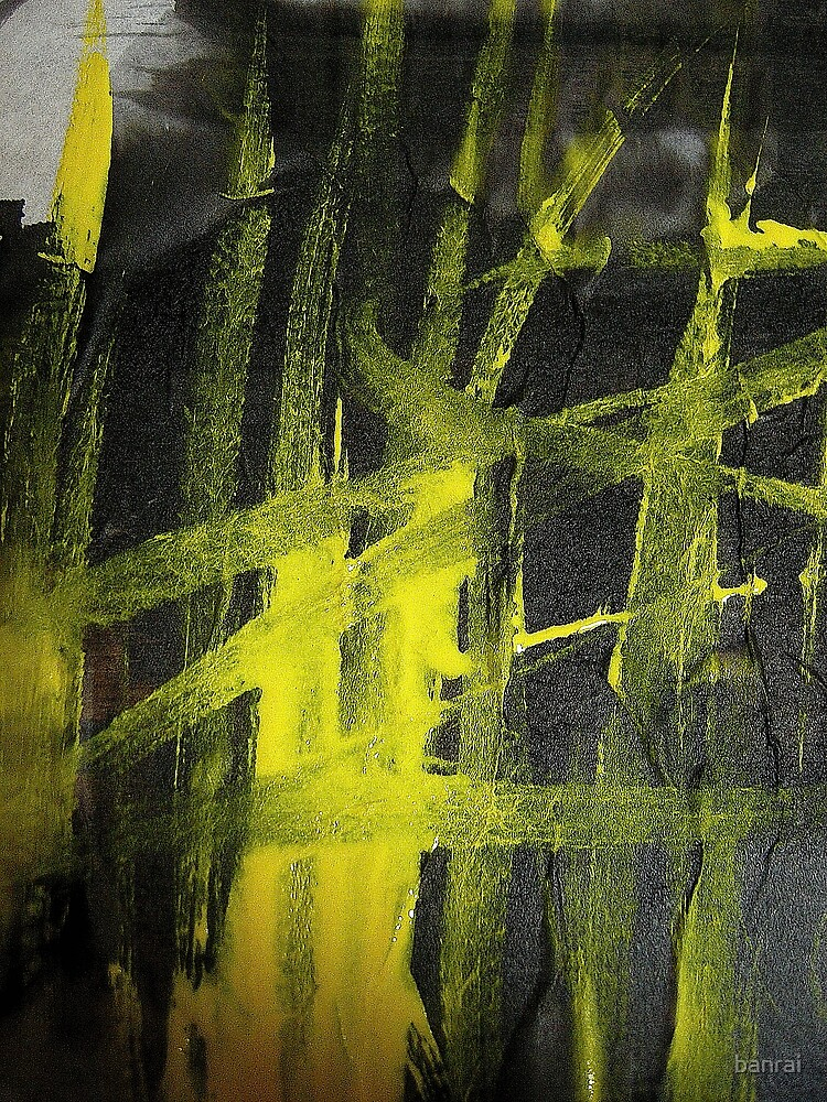 glow..... yellow flame by banrai