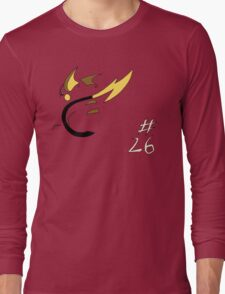 Pokemon 26 Raichu Long Sleeve T-Shirt