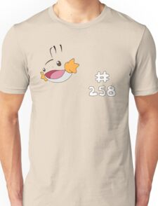 Pokemon 258 Mudkip Unisex T-Shirt