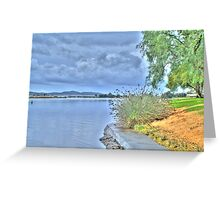 Raymond Terrace Bridge Greeting Card