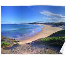 Anna Bay Beach Poster