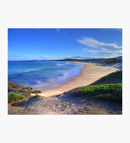 Anna Bay Beach Photographic Print