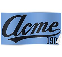 ACME MOTOR COMPANY-1906 Poster