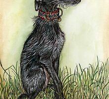 Those Little Wispy Whiskers by Elle J Wilson