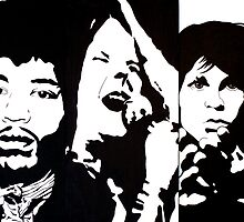 27 Club by axemangraphics