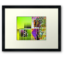 The Imprisonment of Ideas Framed Print