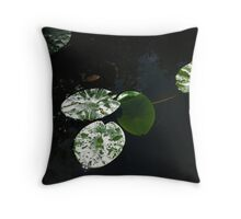 Reflections. Throw Pillow