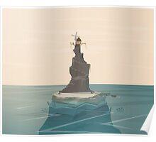 Windmill Island Poster