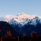 Mt Cook Pano by Stephen Dickson