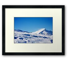 Gasteinertal Alps #2 Framed Print