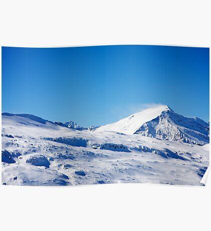 Gasteinertal Alps #2 Poster